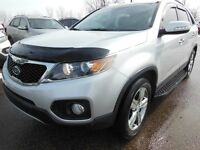 2013 Kia Sorento EX V6, All Wheel Drive, Heated Front & Rear Sea