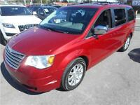 CHRYSLER TOWN & COUNTRY TOURING 2008 ( 7 PASSAGERS, TV-DVD )