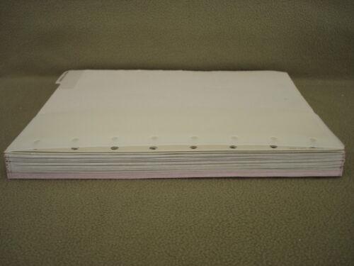 Organizer Planner Refill Sheets