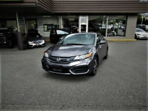 2014 Honda Civic SUNROOF - BACK UP CAMERA
