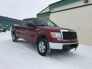 2013 Ford F-150 XLT Shift-on the-Fly 4x4~Tow Package $209 B/W