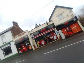 Off licence for sale brand new fitted with a good margin of 25% quick sale surrey / Hampshire area