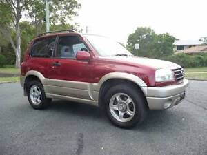 2002 Suzuki Grand Vitara with VERY LONG REGISTRATION.....STUNNING Southport Gold Coast City Preview