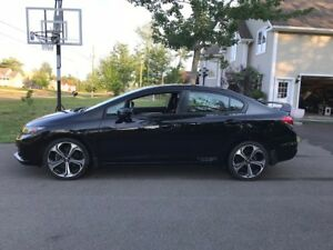 2015 Honda Civic SI, 6 speed, Excellent condition Asking $17,500