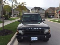 2003 Land Rover Discovery HSE Wagon