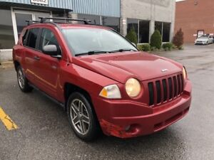 2008 Jeep Compass AUTOMATIC -AC -4x4