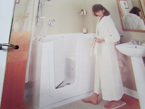 Seabridge walk in bath