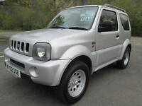 Suzuki Jimny JLX Estate PETROL MANUAL 2002/02