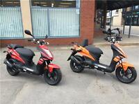 SCOOTER KYMCO SUPER 8 NAKED