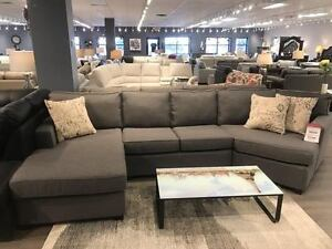 BRAND NEW CANADIAN MAKE SECTIONALS ON SALE!! COLORS AVAILABLE