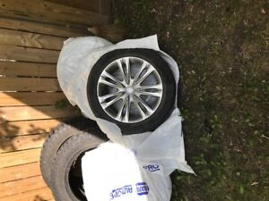 Hyundai Genesis Sedan Winter Tires For Sale!