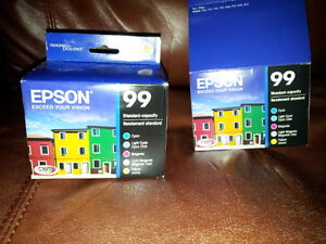 Epson ink cartridges for Artisan printers