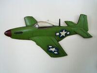 antique toy avion decoration metal