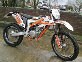 KTM FREERIDE 350 ENDURO/TRAIL MOTORCYCLE