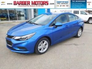 2017 Chevrolet Cruze LT,TURBO, SUNROOF, HEATED SEATS