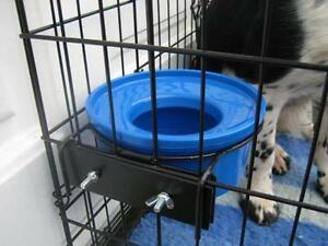 Hanging Dog Water Bowl For Large Kennel