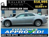 2011 Chrysler 300 LIMITED $159 bi-weekly APPLY NOW DRIVE NOW