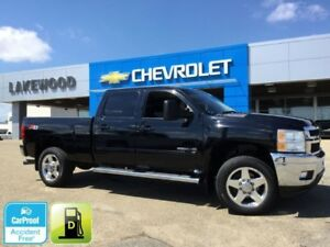 2011 Chevrolet Silverado 2500HD LTZ Crew Turbo Diesel (Heated Le