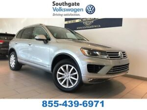 2017 Volkswagen Touareg SPORTLINE | LEATHER | POWER LIFT GATE |