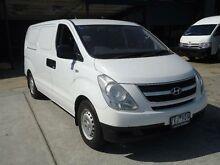 2013 Hyundai iLOAD TQ MY14 White 6 Speed Manual Van Canada Bay Canada Bay Area Preview
