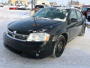 2012 Dodge Avenger SXT, 2.4L, FWD, HEATED FRONT SEATS, SUNROOF,