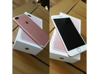 iPhone 7 Plus 256gb Rose Gold Boxed For Sale Open To All Networks
