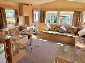 Free 2021 & 2022 Site Fees 3 Bedroom Static Caravan for Sale Clacton Essex