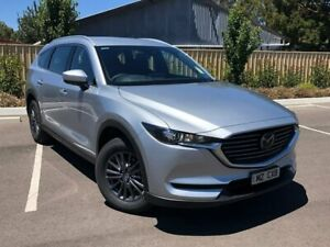 2020 Mazda CX-8 KG2WLA Sport SKYACTIV-Drive FWD Silver 6 Speed Sports Automatic Wagon Bridgewater Adelaide Hills Preview