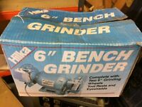 Hilka Bench Grinder