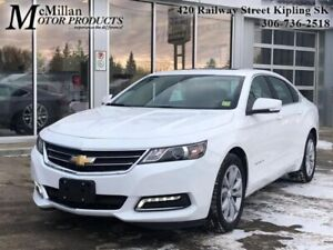 2018 Chevrolet Impala LT  LOW kms,Heated Seats/Steering Wheel,Le
