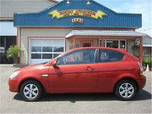 HYUNDAI ACCENT L 2009 * HATCHBACK * TANGUAY AUTOS * 418-666-9523