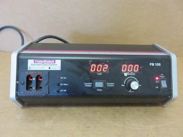 FisherBiotech FB135 Electrophoresis Power Supply