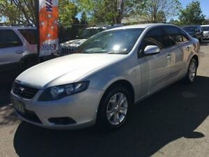 2010 Ford Falcon FG XT (LPG) Silver 4 Speed Auto Seq Sportshift Sedan Campbelltown Campbelltown Area Preview