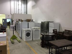A FRESH LOAD OF  APPLIANCES JUST ARRIVED!!