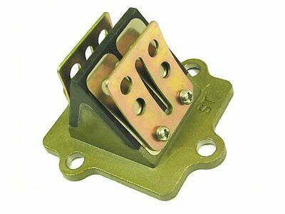 Yamaha Jog R 50cc Reed Valve Block with Petals CS50R