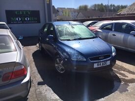 Ford Focus Ghia, New MOT, Top Spec, Warranty, FSH, Outstanding Condition