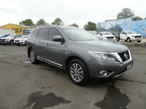 2015 Nissan Pathfinder R52 MY15 ST-L X-tronic 2WD Grey 1 Speed Constant Variable Wagon Nowra Nowra-Bomaderry Preview