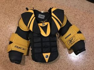 Large Reebok Chest Protector