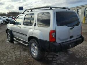 parting out 2001 nissan xterra