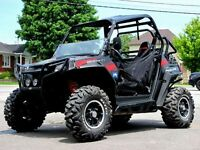 2011 Polaris RZR S 800 *CARBONE/SUPERBE!*
