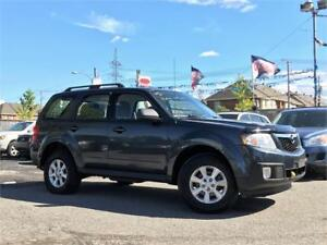 2010 Mazda Tribute/AUTO/AC/4CYL/MAGS/CRUISE/AUX/GROUP ELECT