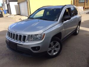 2012 Jeep Compass SUV, Crossover sell or trade ona boat.