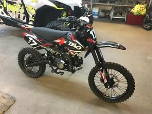 DB17 Casselman Performance Dirt Bike