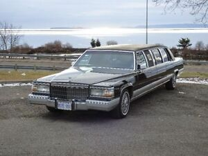 1990 CADDY LIMO FOR SALE