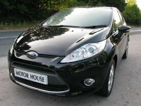 Ford Fiesta 1.4 ( 96ps ) 2013 (62) Zetec