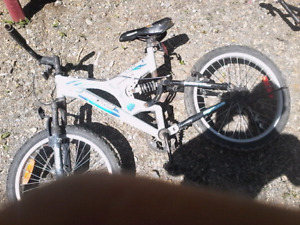 Trade for medium child's bike