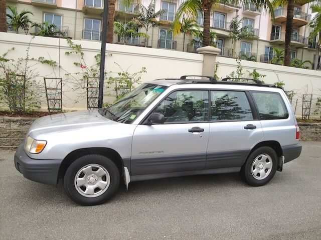 2002 Subaru Forester For Sale