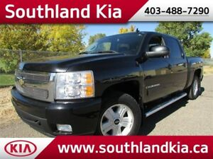 2008 Silverado 1500 CrewCab 4x4 LTZ  **LEATHER-SUNROOF**