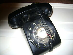 VINTAGE BELL ROTARY PHONE