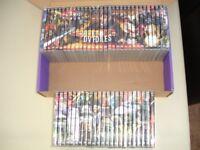 DOCTOR WHO DVDS JOB LOT 54 DVDS!!!